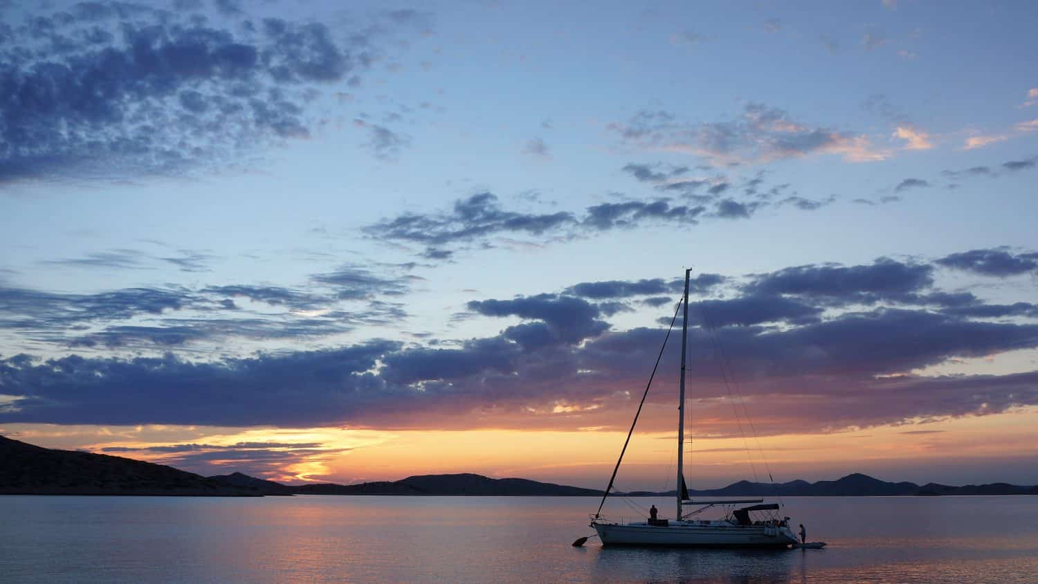 Sailing tours Zadar Croatia